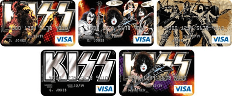 merchandising musical, kiss