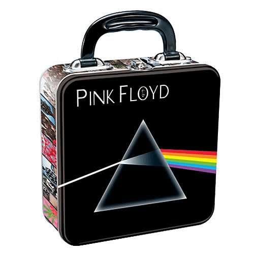 merchandising musical, pink floyd, lunch box
