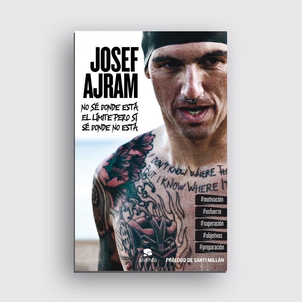 Libros sobre motivación personal - 'No sé dónde está el límite pero sí sé dónde no está' de Josef Ajram