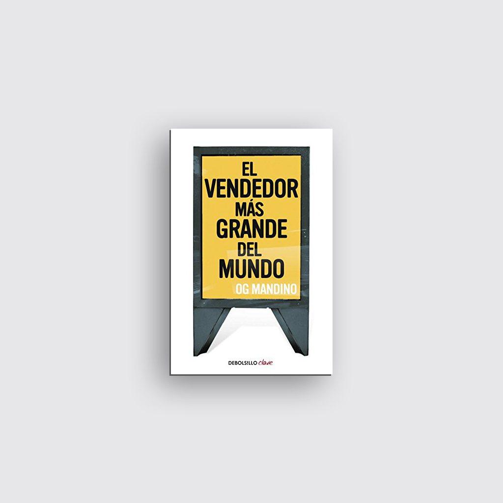 Libros sobre motivación personal - 'El vendedor más grande del mundo' de Og Mandino