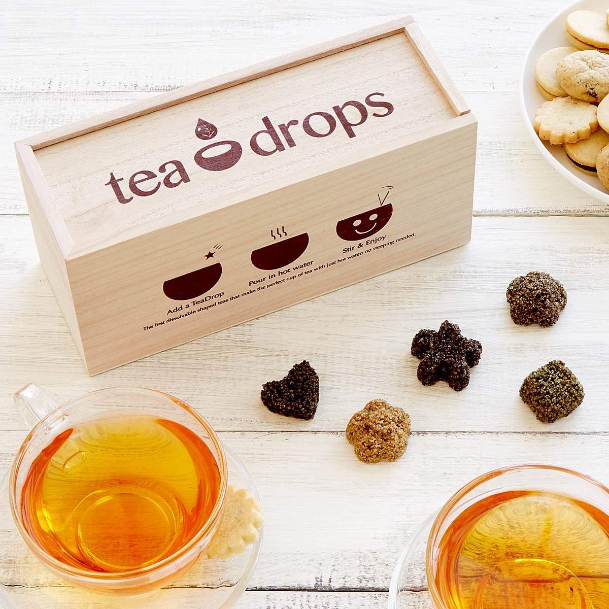 Regalo original de navidad - tea & drops