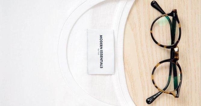 ropa personalizada, etiquetas, header