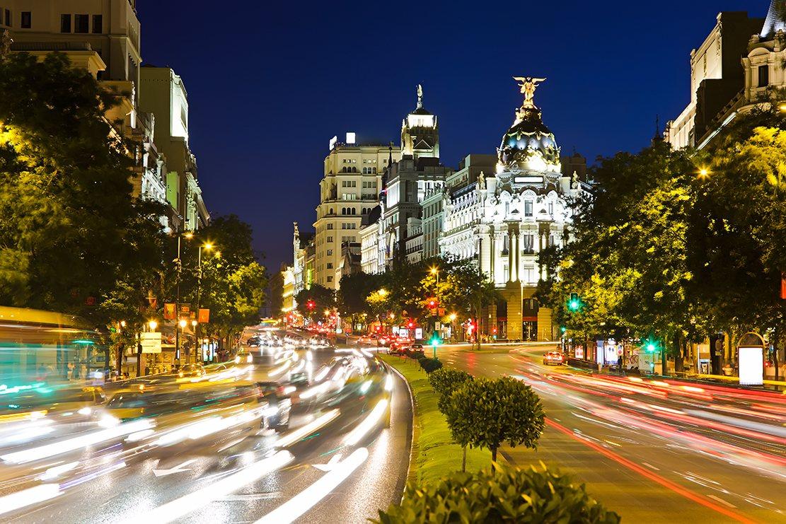Startups España - Edificio Metrópolis en Madrid