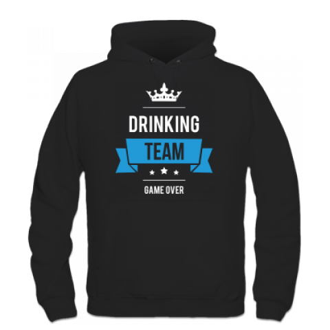 Sudaderas originales drinking team