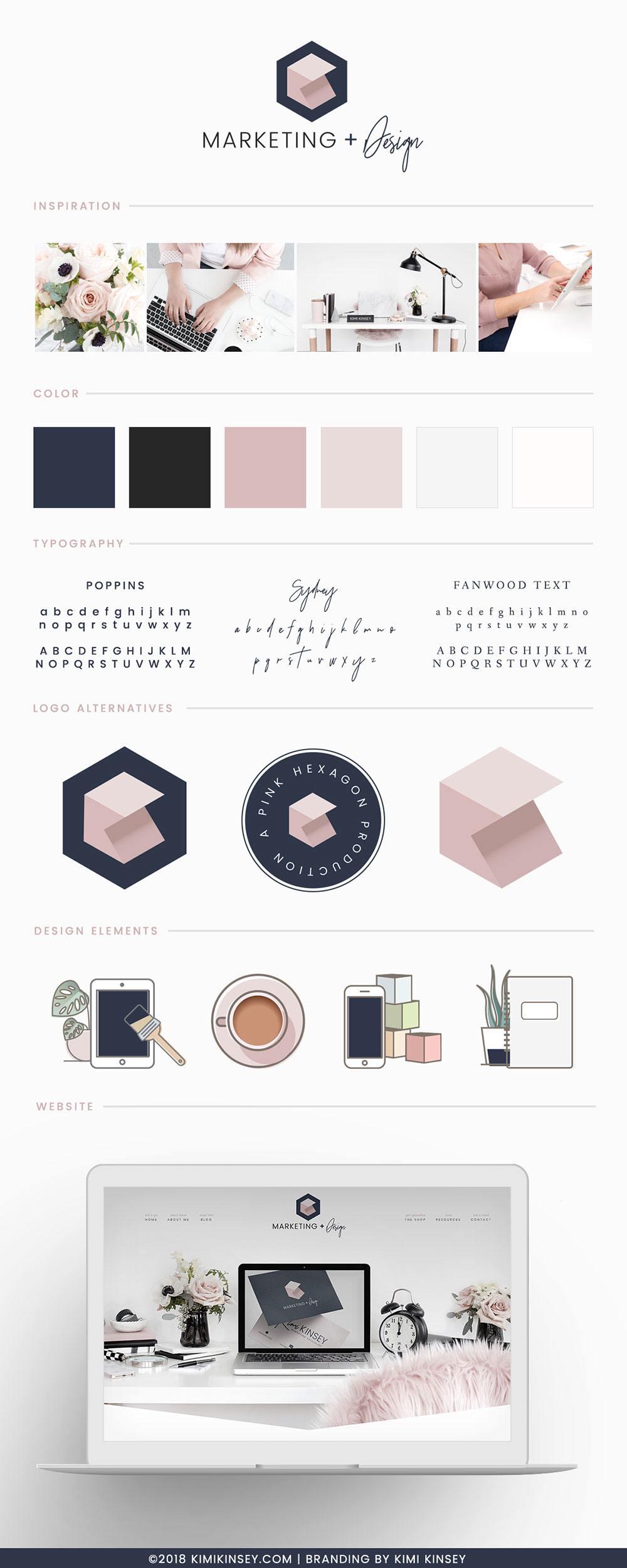 Tendencias de diseño web 2019 - Tipografías a mano