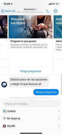 Tendencias marketing digital 2019 - Chatbots