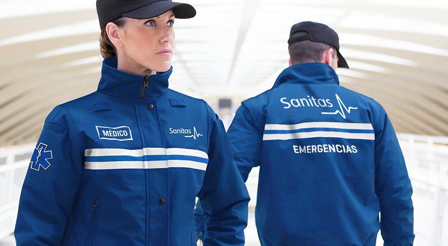 uniformes laborales para salud